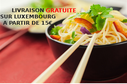 livraison chinois luxembourg lucky star of china